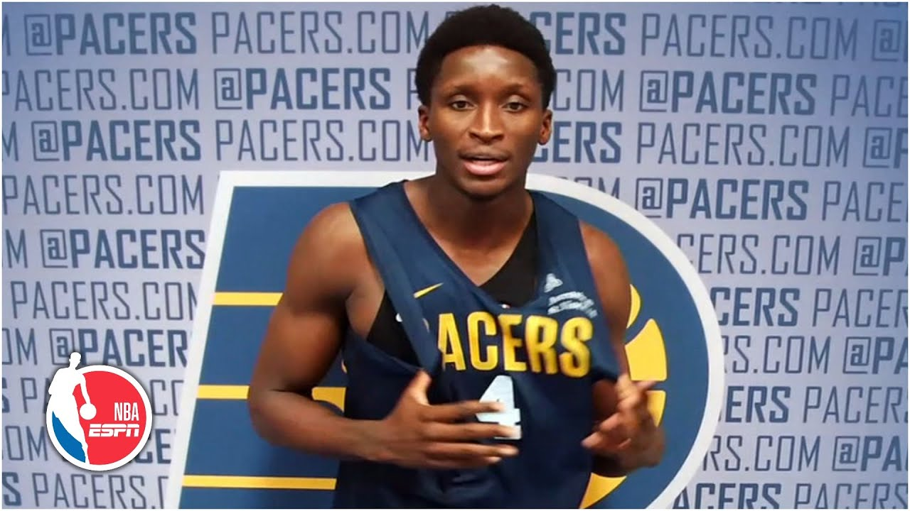 Victor Oladipo on NBA restart and coming back from injury | NBA on ESPN