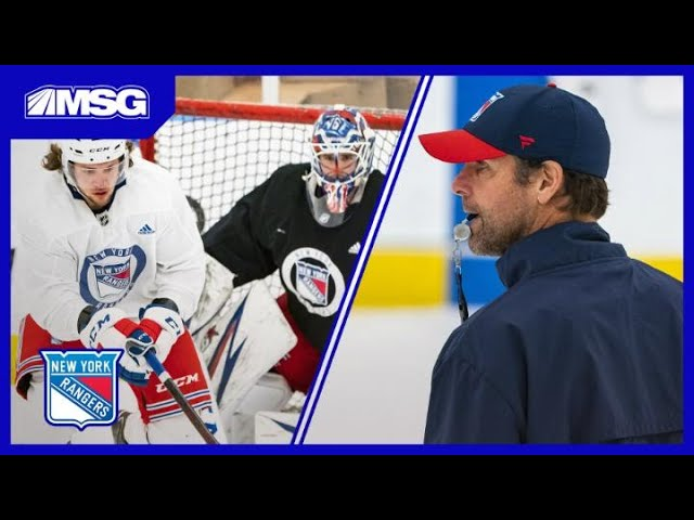 What Coach Quinn Liked From Rangers in Training Camp | New York Rangers