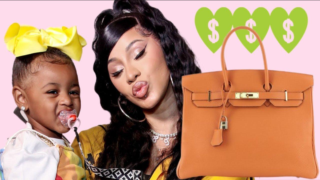 Why Cardi B Buys Kulture 8K Birkin Bags!
