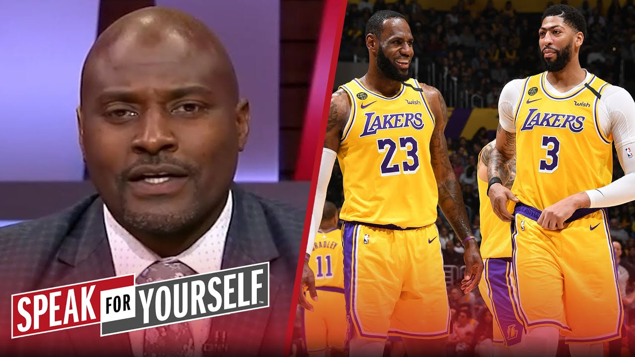 Wiley begrudgingly agrees with AD – Lakers benefit greatly from long rest   NBA   SPEAK FOR YOURSELF