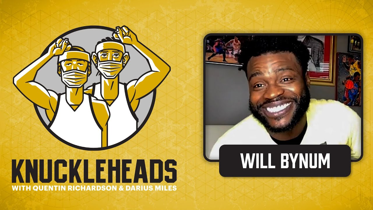 "Will ""the Thrill"" Bynum Joins Q and D 