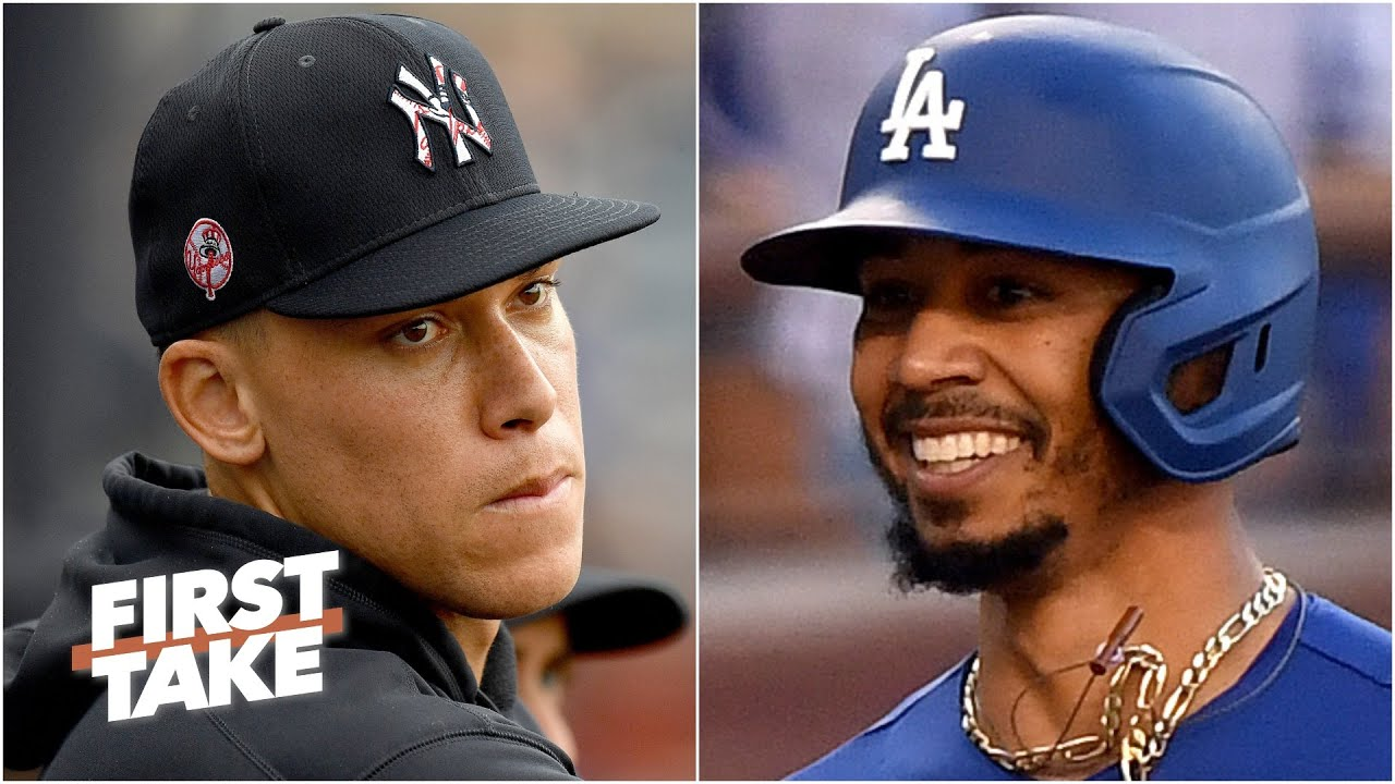 Yankees vs. Dodgers: Who is MLB's best team? | First Take