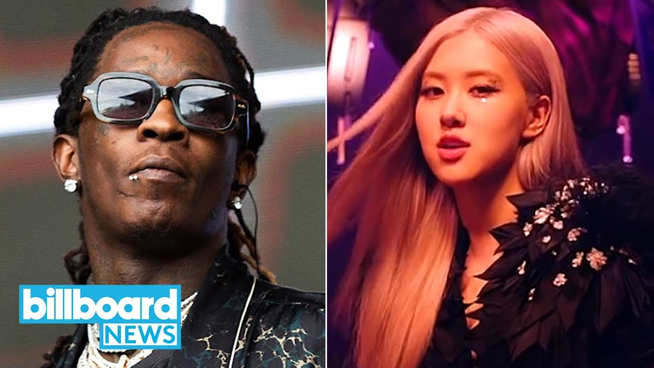 Young Thug Calls Out Pusha T for Dissing Drake, Blackpink Gets Girl Group Shout-Out | Billboard News