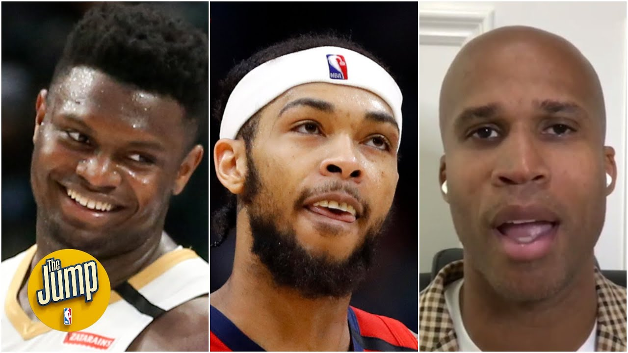 Zion & Brandon Ingram can be a variation of Shaq & Penny – Richard Jefferson | The Jump