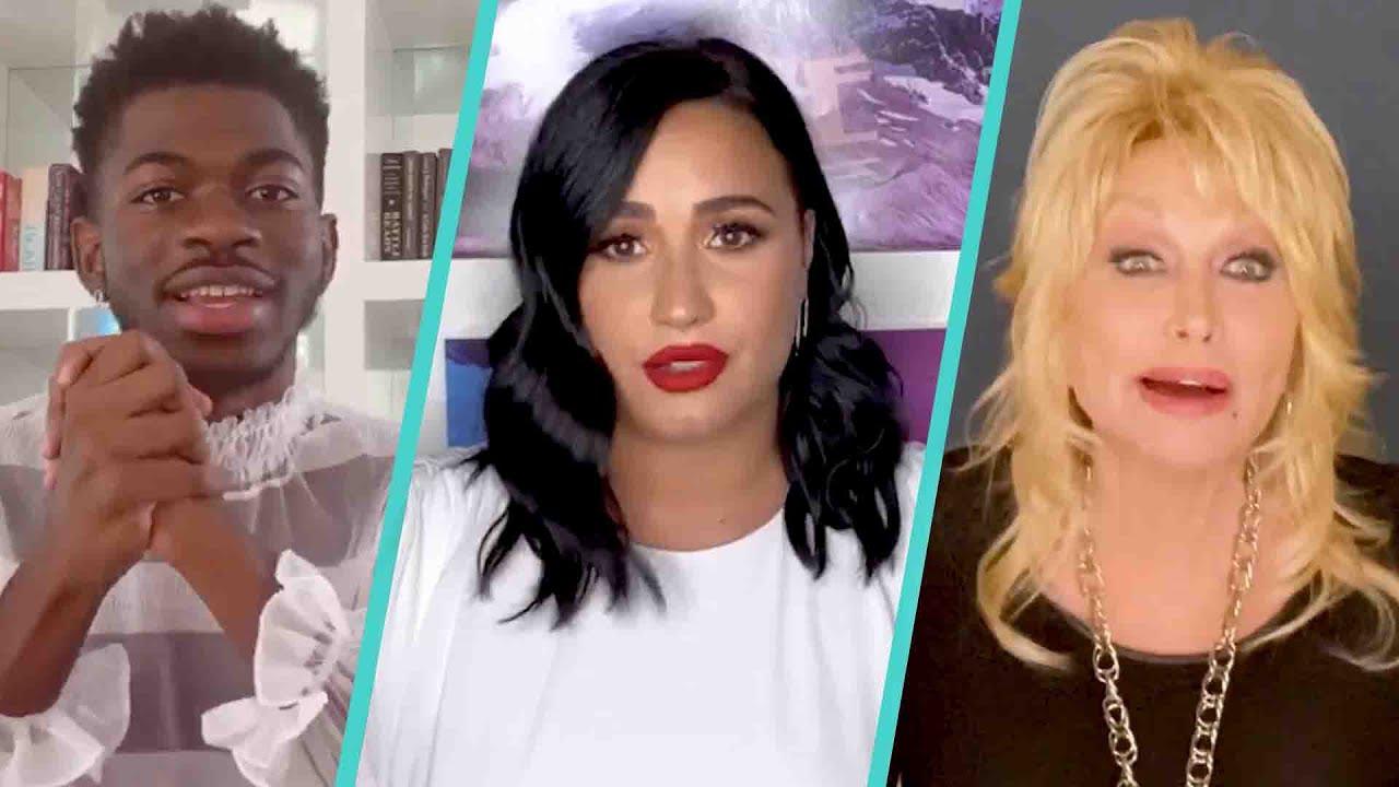 2020 GLAAD Awards Highlights: Dolly Parton, Demi Lovato, Lil Nas X!