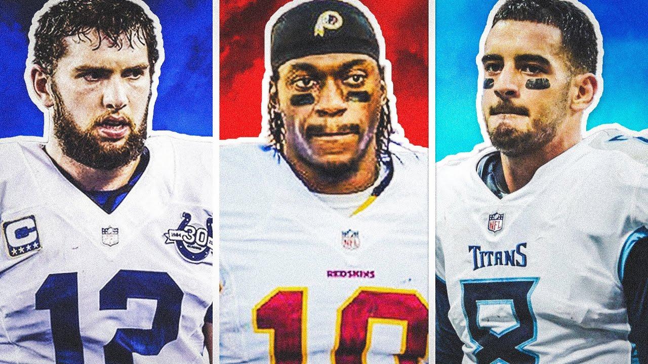 6 NFL STARS WHOSE CAREERS WERE RUINED BY HORRIBLE TEAMS