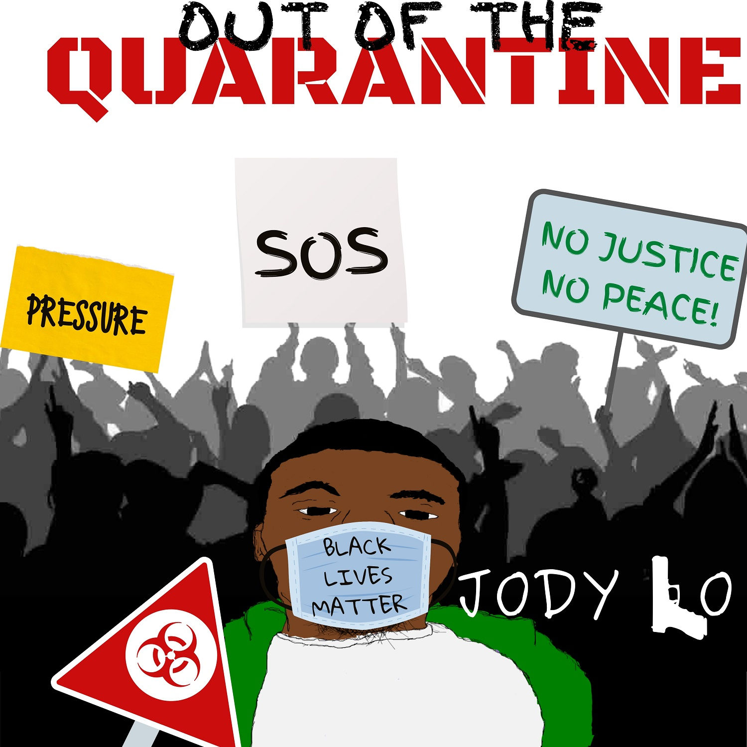 Jody Lo – Out of the Quarantine