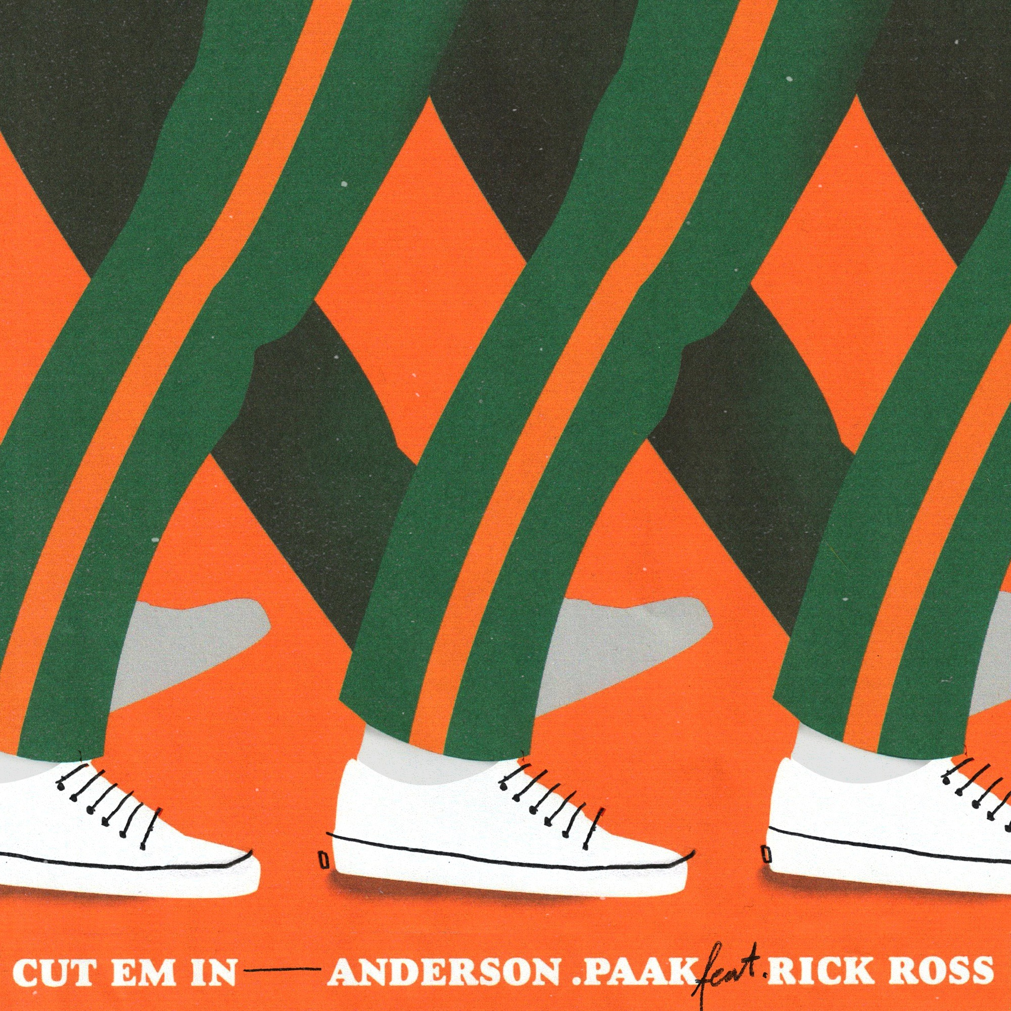 Anderson .Paak feat. Rick Ross – CUT EM IN