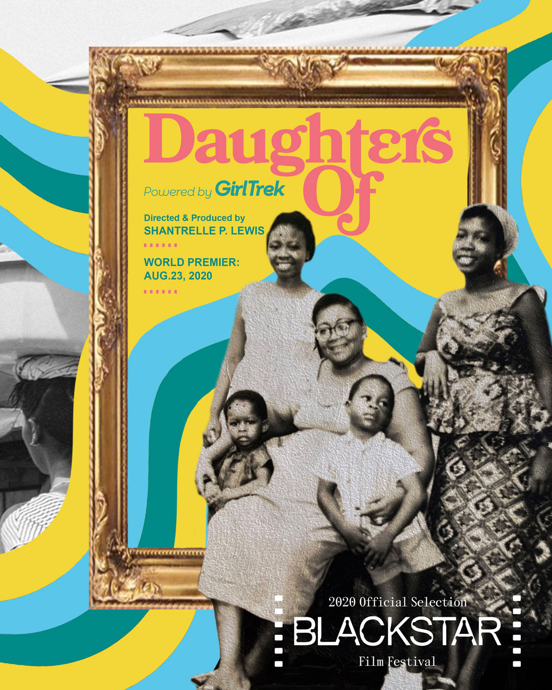 Daughters Of  Film, Powered by GirlTrek, Makes World Premiere at 2020 BlackStar Film Festival