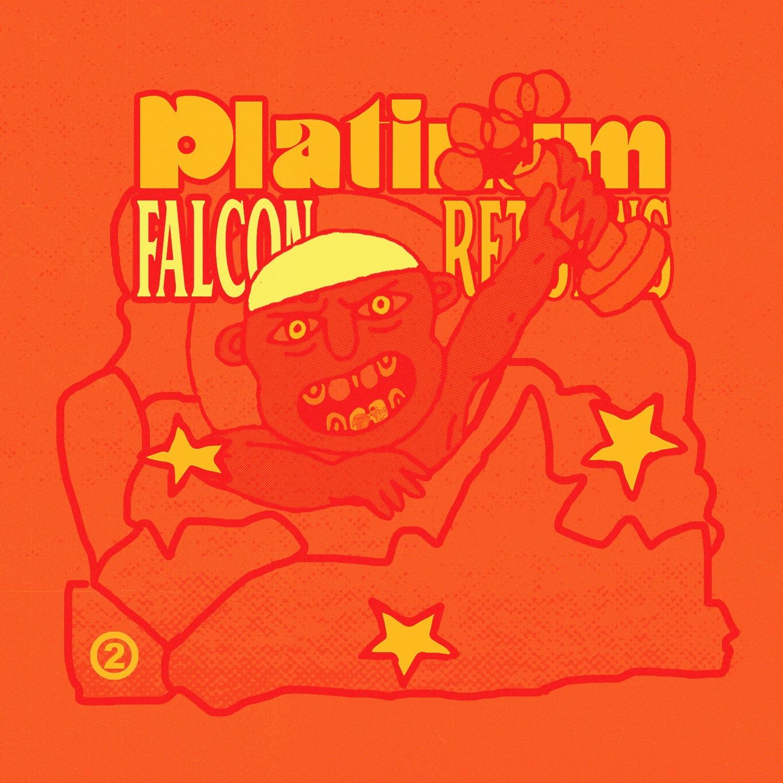 Guapdad 4000 – Platinum Falcon Returns [EP Stream]