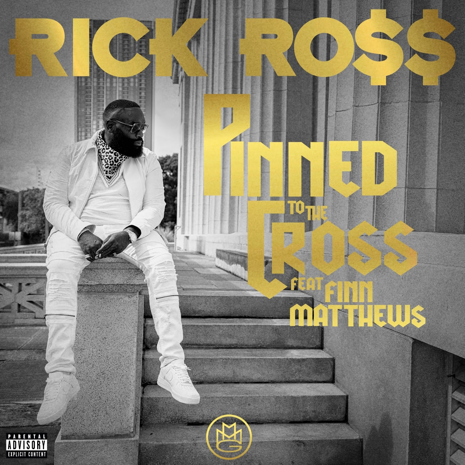 Rick Ross - Pinned to the Cross (feat. Finn Matthews)