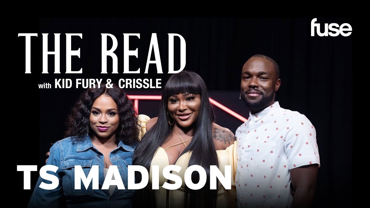 A Tiddy Bounce Tutorial By Ts Madison | TID Talk | The Read with Kid Fury & Crissle | Fuse