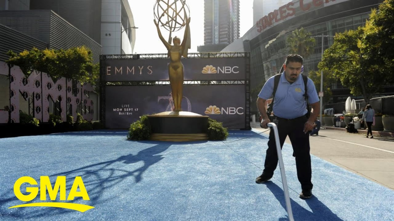 An inside look at 2020 Emmys l GMA