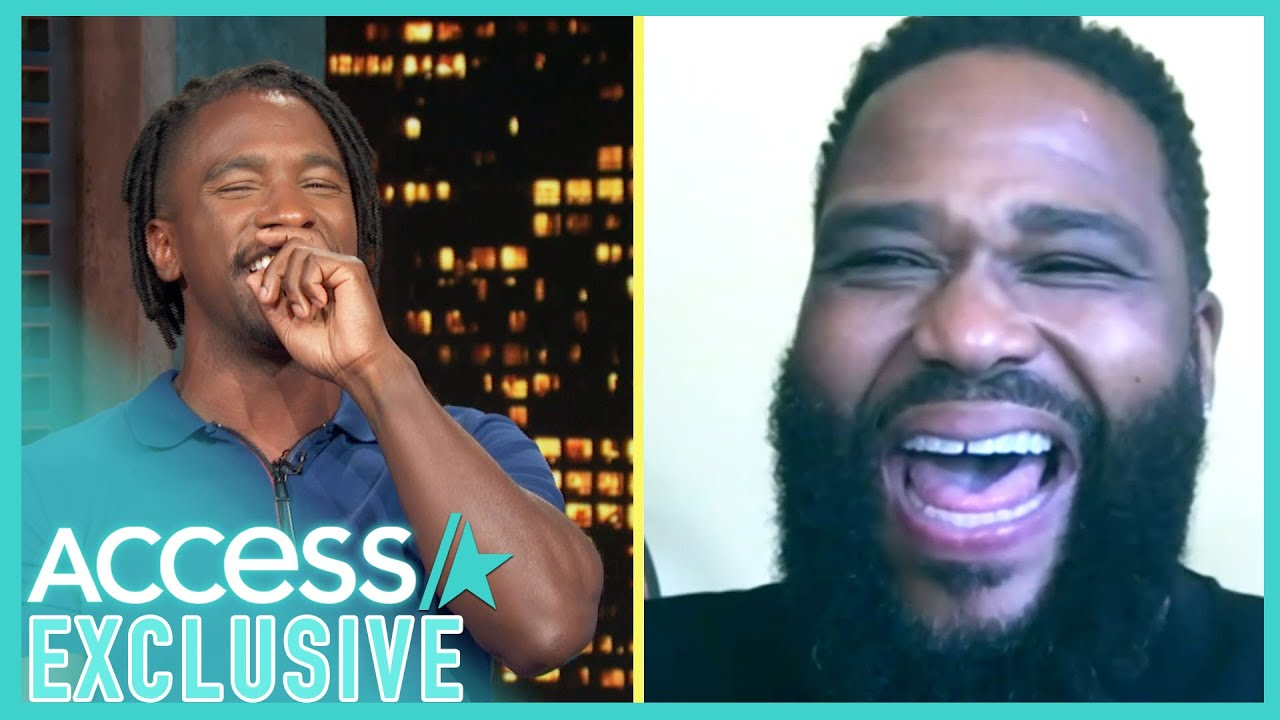 Anthony Anderson Promises To Moon The Camera For First Emmy Win