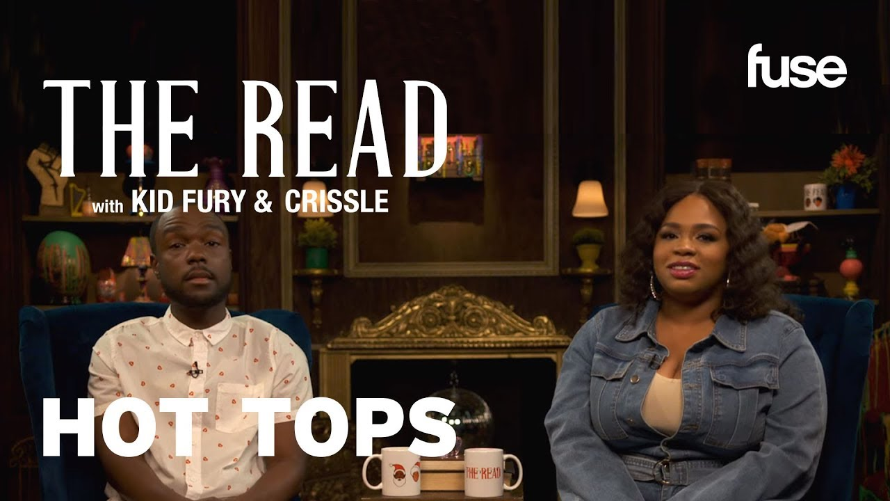 As Told By Michael Jackson's Glove | Hot Tops | The Read with Kid Fury & Crissle | Fuse