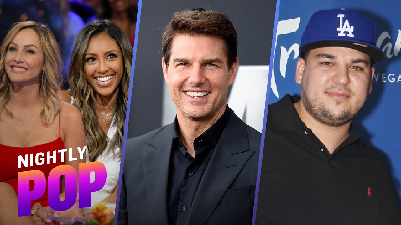 """Bachelorette"" Twist, Highest Paid Star Per Word & Rob K.'s Date - ""Nightly Pop"" 08/04/20 