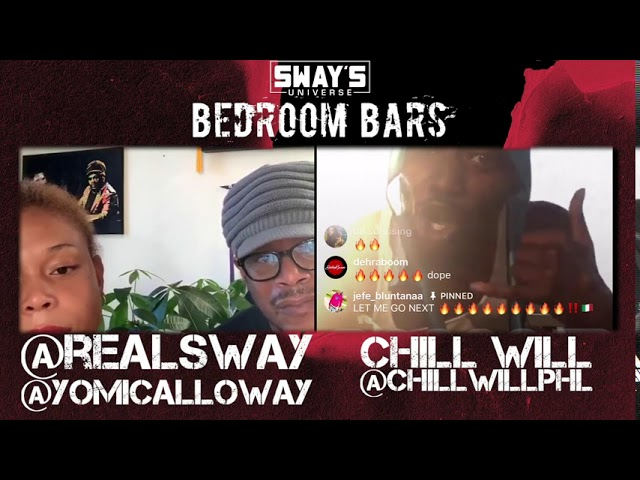 Bedroom Bars: Chill Will | SWAY'S UNIVERSE