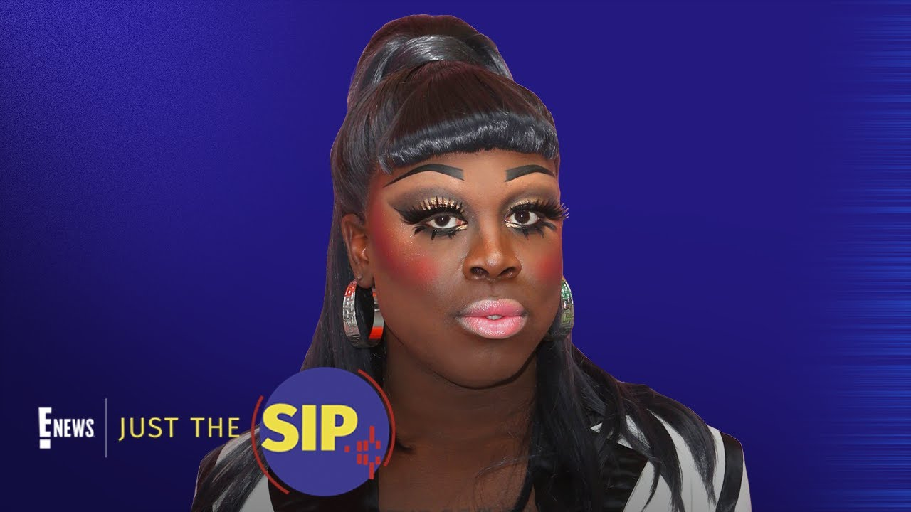 Bob the Drag Queen Is Here for a Major Kiki | Just The Sip | E! News