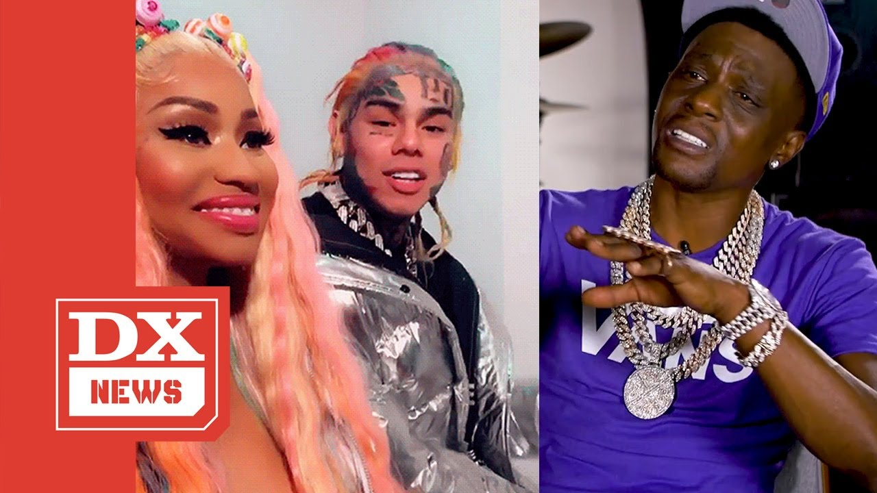Boosie Badazz Says Nicki Minaj 'Crapped' On All Black People By Linking With 6ix9ine