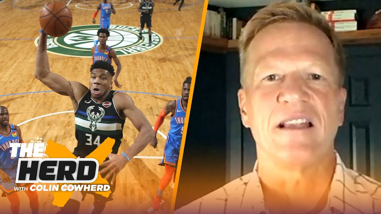 Bucher on whether Giannis should stay with the Bucks & can he be the face of the NBA   THE HERD