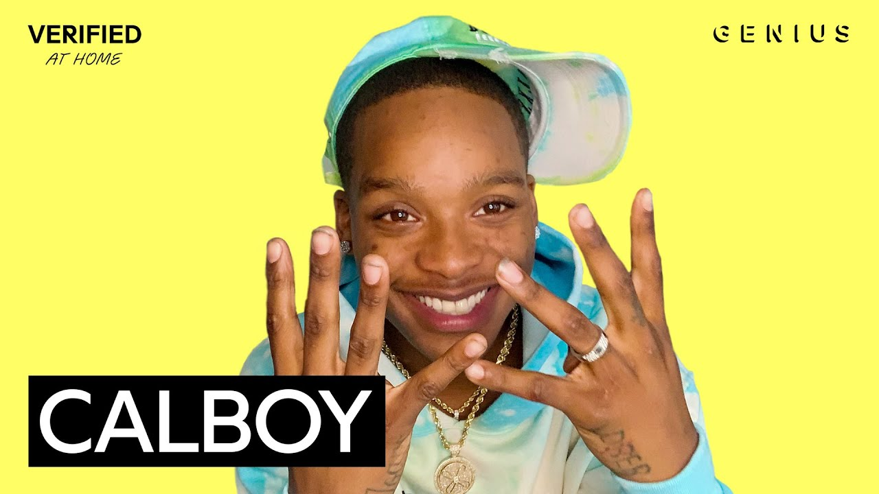 "Calboy ""Rounds"" Official Lyrics & Meaning 