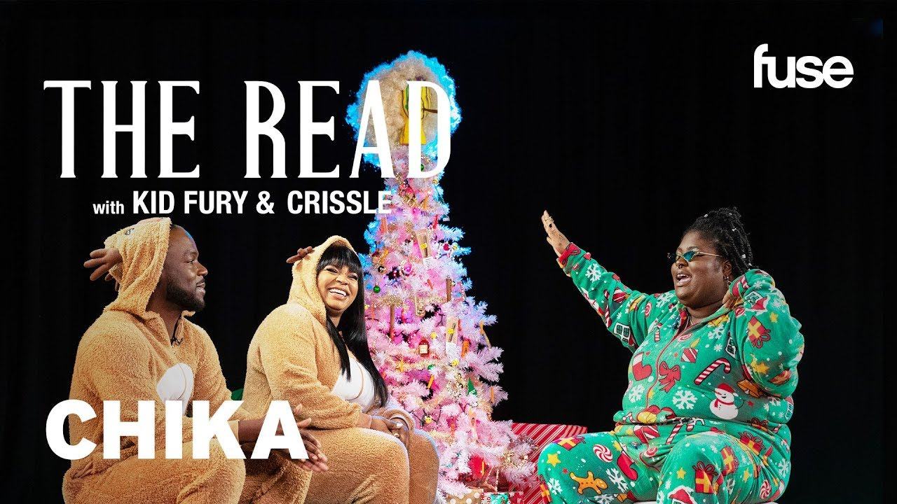 Chika On Building Community Through Her Music (Extended)   The Read with Kid Fury & Crissle   Fuse
