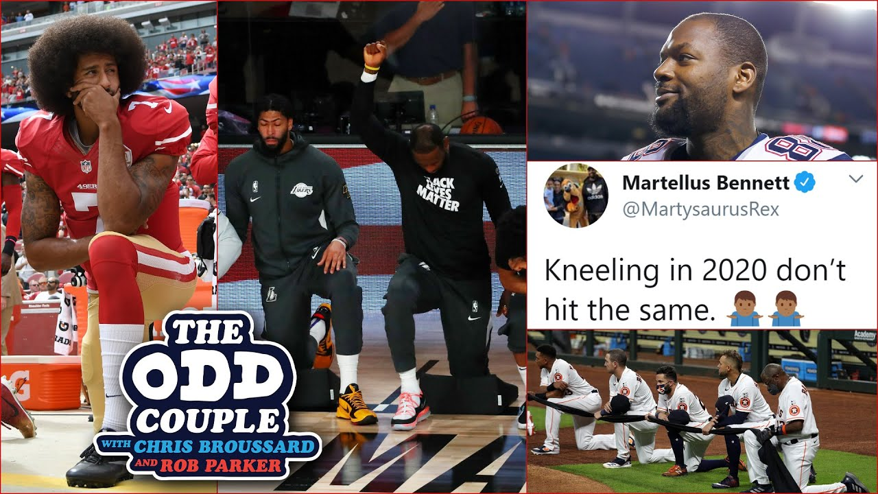 "Chris Broussard & Rob Parker - Former NFL Player Says ""Kneeling in 2020 don't hit the same"""