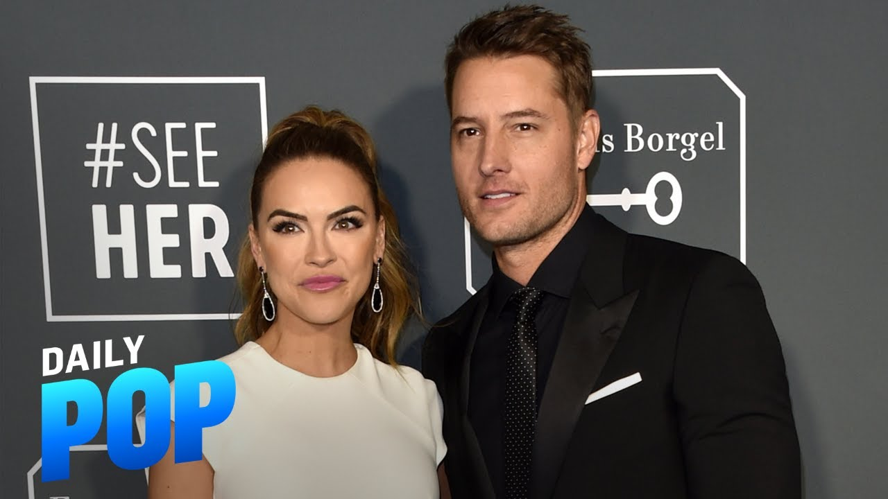 Chrishell Stause Claims Justin Hartley Texted Her About Divorce | Daily Pop | E! News