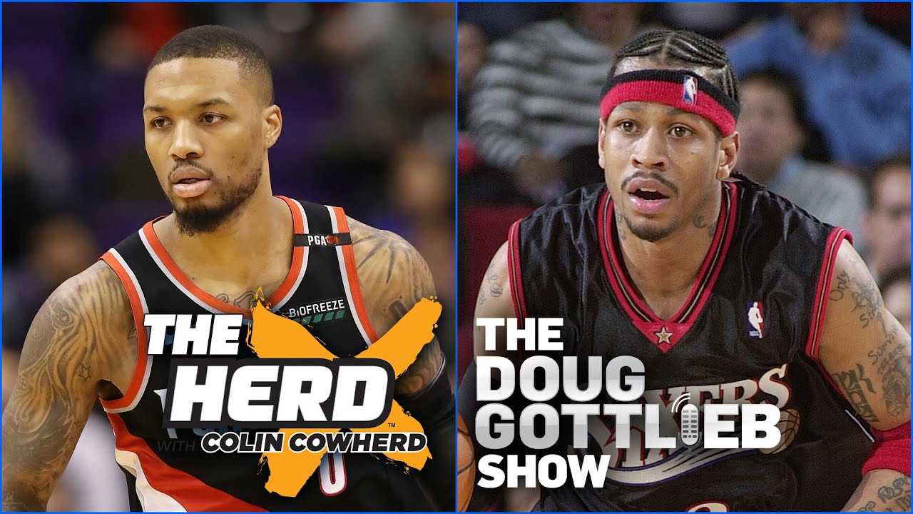 Colin Cowherd & Doug Gottlieb – Is Damian Lillard the Greatest Scorer at His Size?