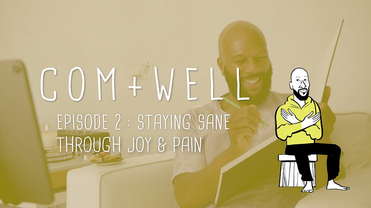 """Com + Well: Grace Harry Talks Joy Strategy, Therapy, and Creating Your """"ME"""" Book"""