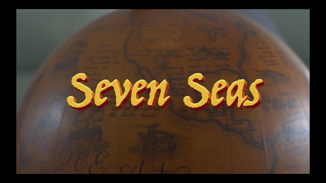 Curren$y & Harry Fraud – Seven Seas