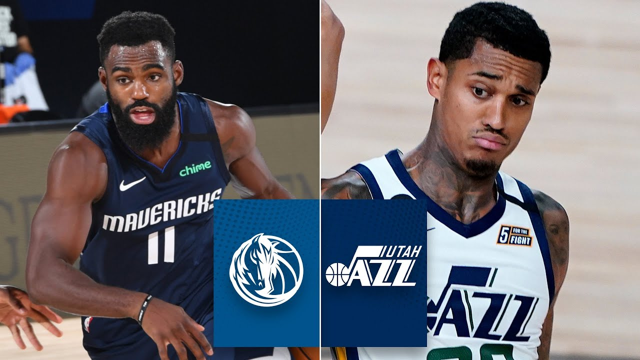 Dallas Mavericks vs. Utah Jazz [FULL HIGHLIGHTS] | 2019-20 NBA Highlights