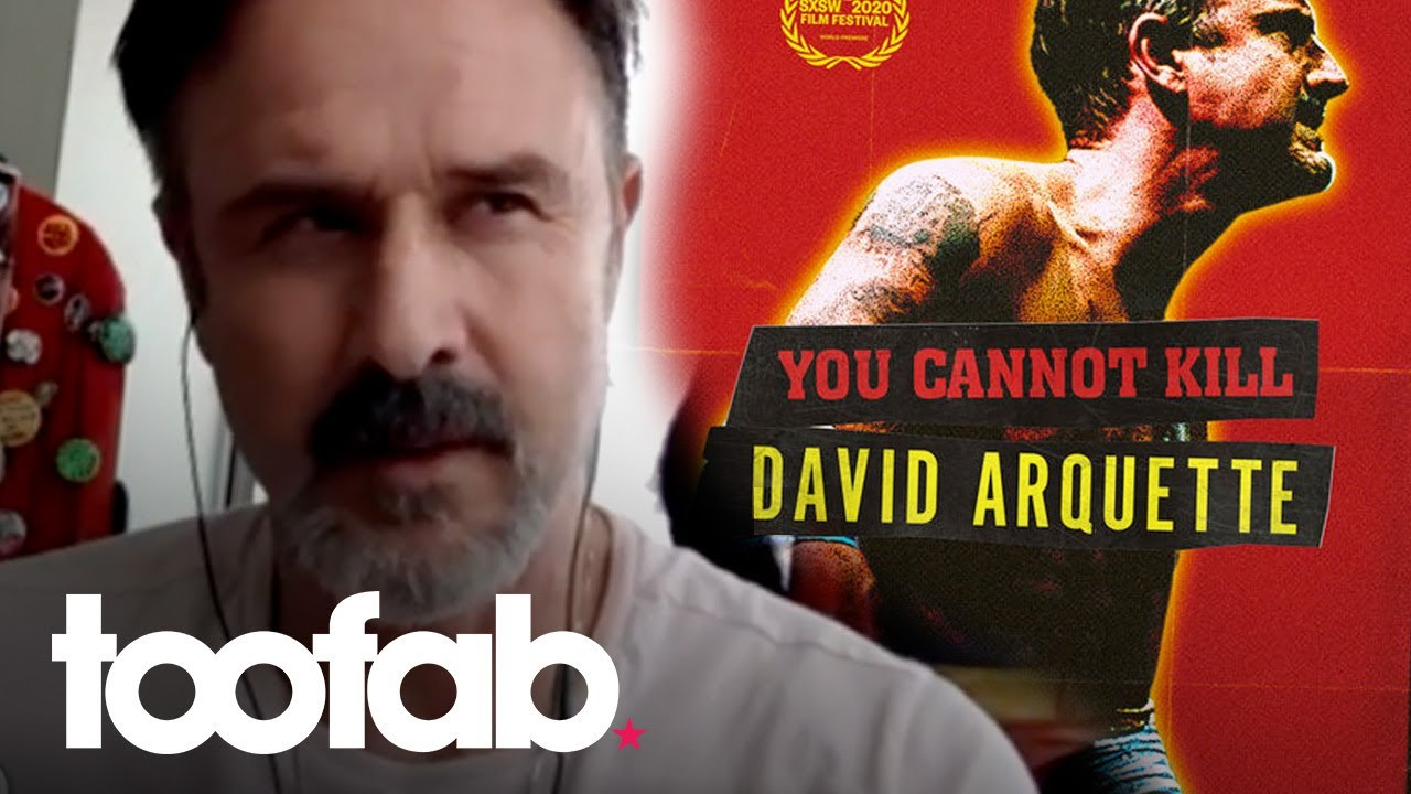 David Arquette Looks Back at Career, Mistakes and Lows | toofab