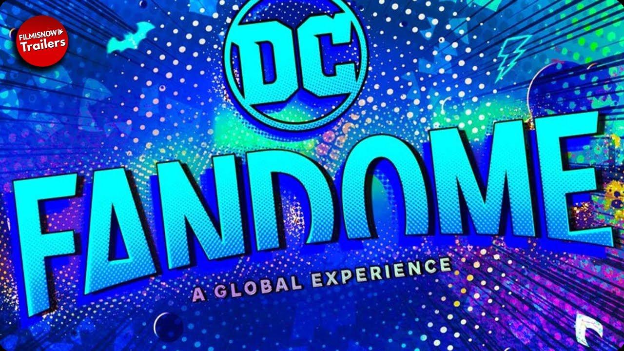DC FANDOME Trailer (2020) The Batman, Wonder Woman 1984