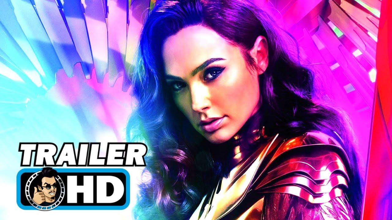 DC FanDome Trailer | NEW (2020) Wonder Woman 1984, The Batman