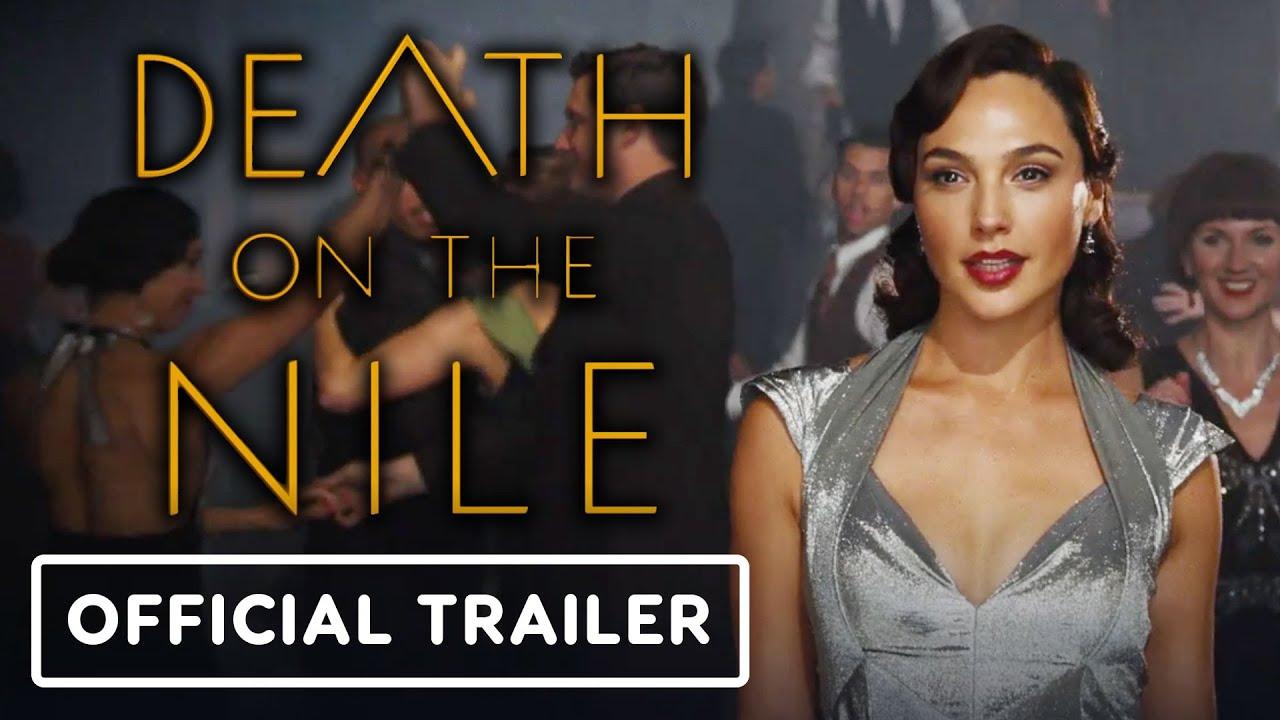 Death on the Nile – Official Trailer (2020) Kenneth Branagh, Gal Gadot