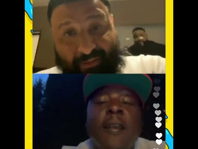 DJ Khaled & Jadakiss Chat Together About Lil Wayne's Insane Work Ethic