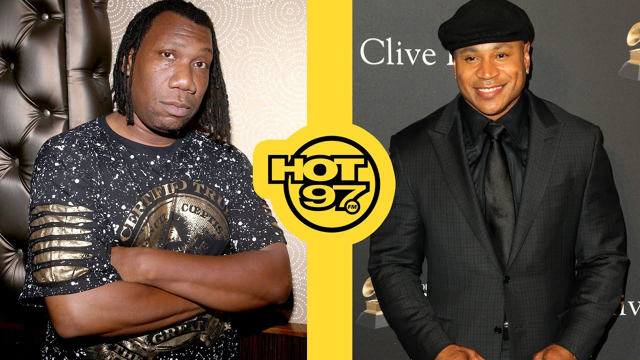 Do You Want To See A KRS-ONE vs LL Cool J Verzuz Battle?