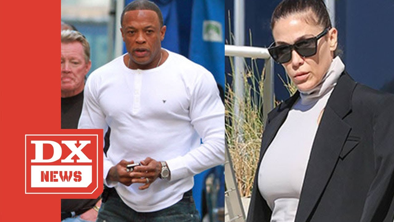 Dr.Dre's Estranged Wife Reportedly Refuses To Return His Gun