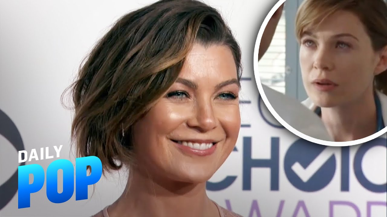 "Ellen Pompeo Explains Why She Stuck With ""Grey's Anatomy"" 