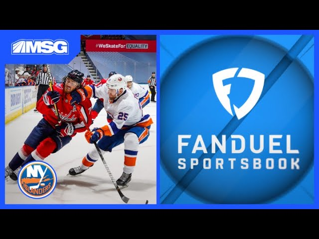 FanDuel's Lines You Need To Know To Bet on Islanders-Capitals Game 3