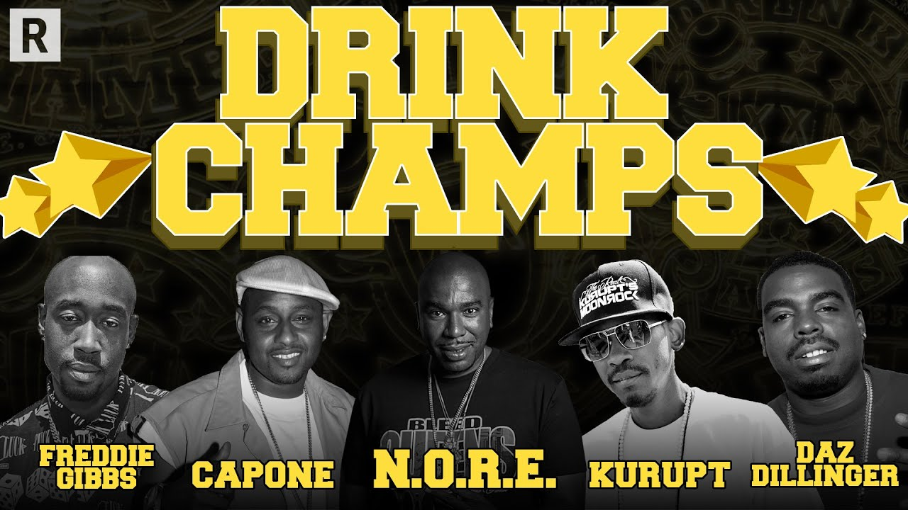 Freddie Gibbs, Capone & Tha Dogg Pound Share Hip-Hop Stories And More   Drink Champs