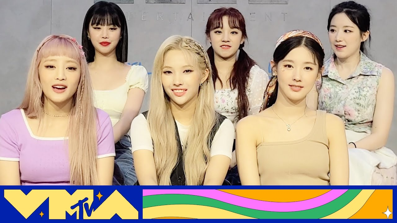 (G)I-DLE on Their VMA Nomination & Letting Each Member Shine | MTV News
