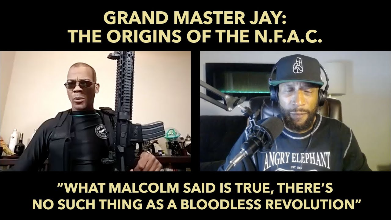 Grand Master Jay: The Origins Of The N.F.A.C.