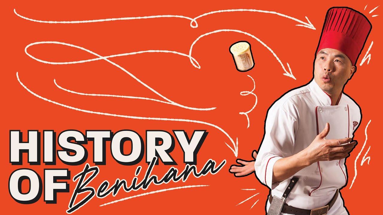 History of Benihana