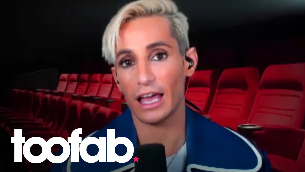 How Sobriety Helped Frankie Grande Fix Social Media Obsession | toofab