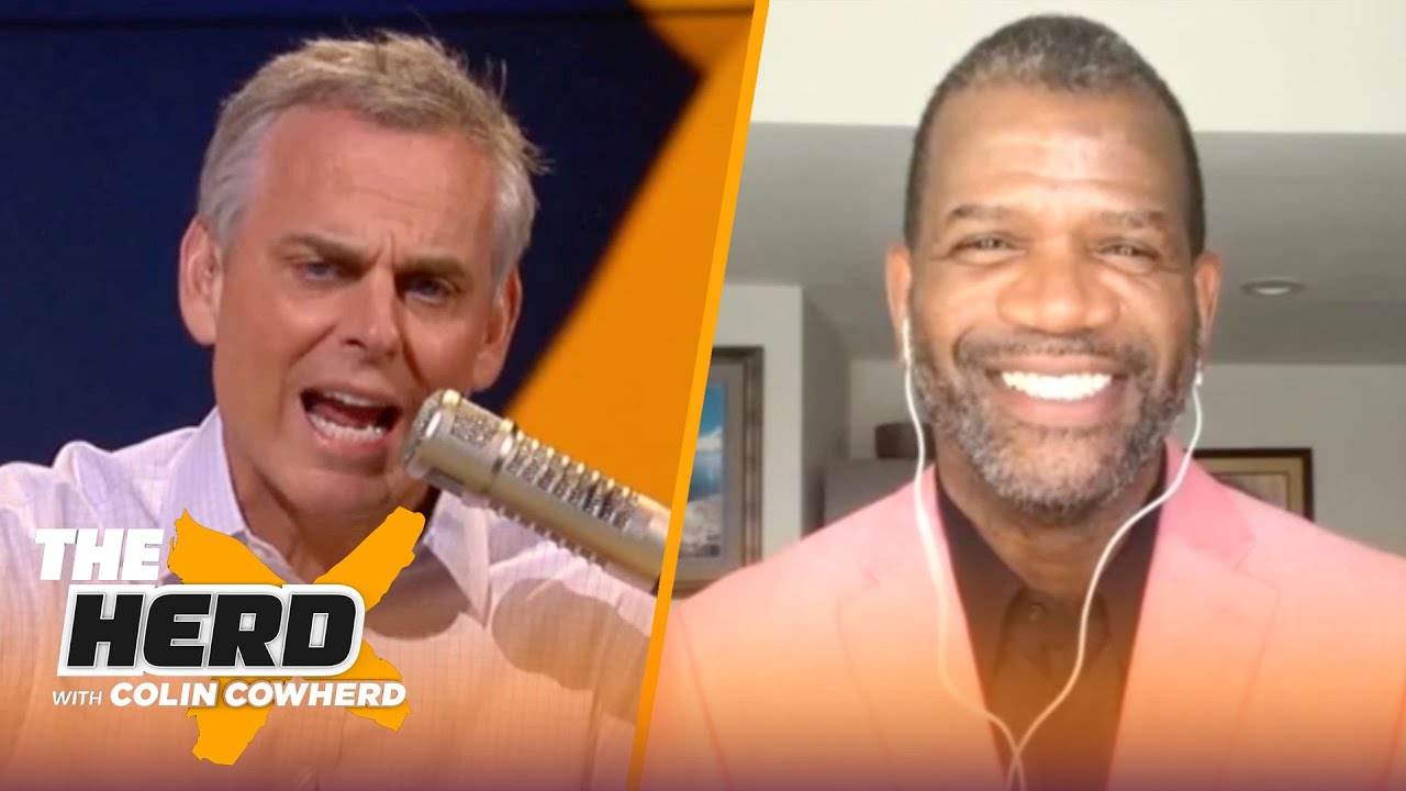 If LeBron loses Finals, AD & Kuzma will be blamed, talks Dame Lillard & MLB — Rob Parker | THE HERD