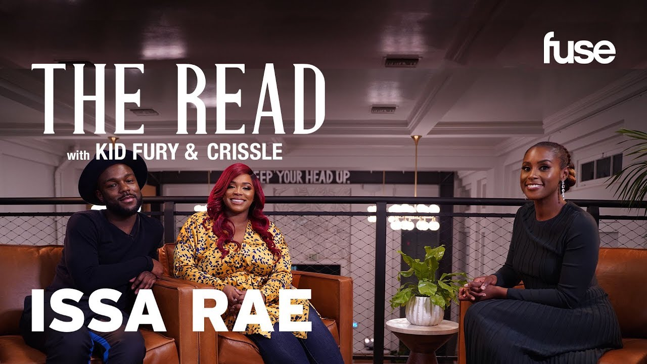 Issa Rae Talks 'Raedio' and Prioritizing Therapy (Extended Cut) | The Read with Kid Fury and Crissle