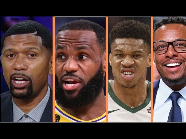 Jalen Rose drop a hammer in to Paul Pierce after he list Giannis is better than LeBron James now