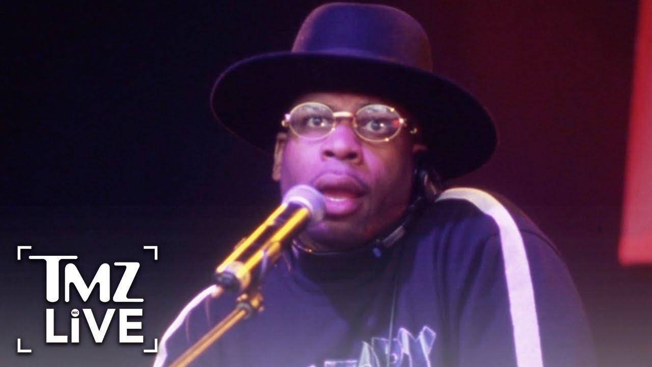 Jam Master Jay Murder Suspects Indicted | TMZ Live